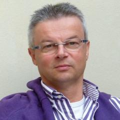 Foto van Harry Lenoire, ondersteuningscoördinator op het Beroepscollege Parkstad Limburg locatie Holz te Kerkrade